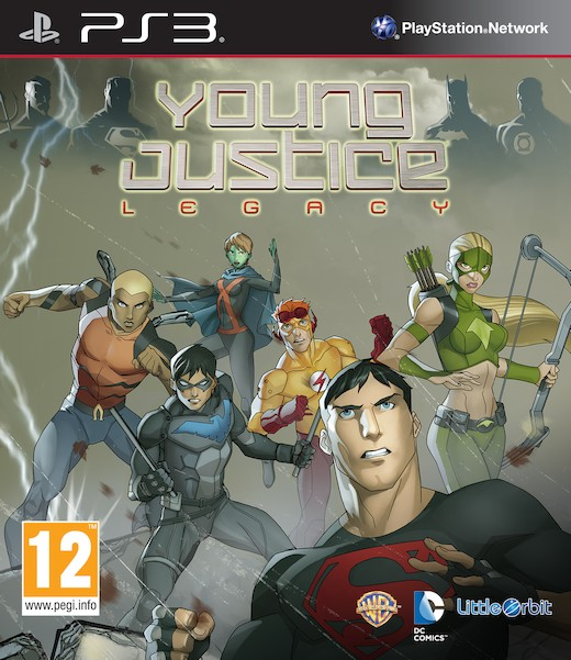 YOUNG JUSTICE: LEGACY - PS3