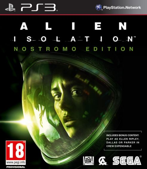 ALIEN ISOLATION - PS3
