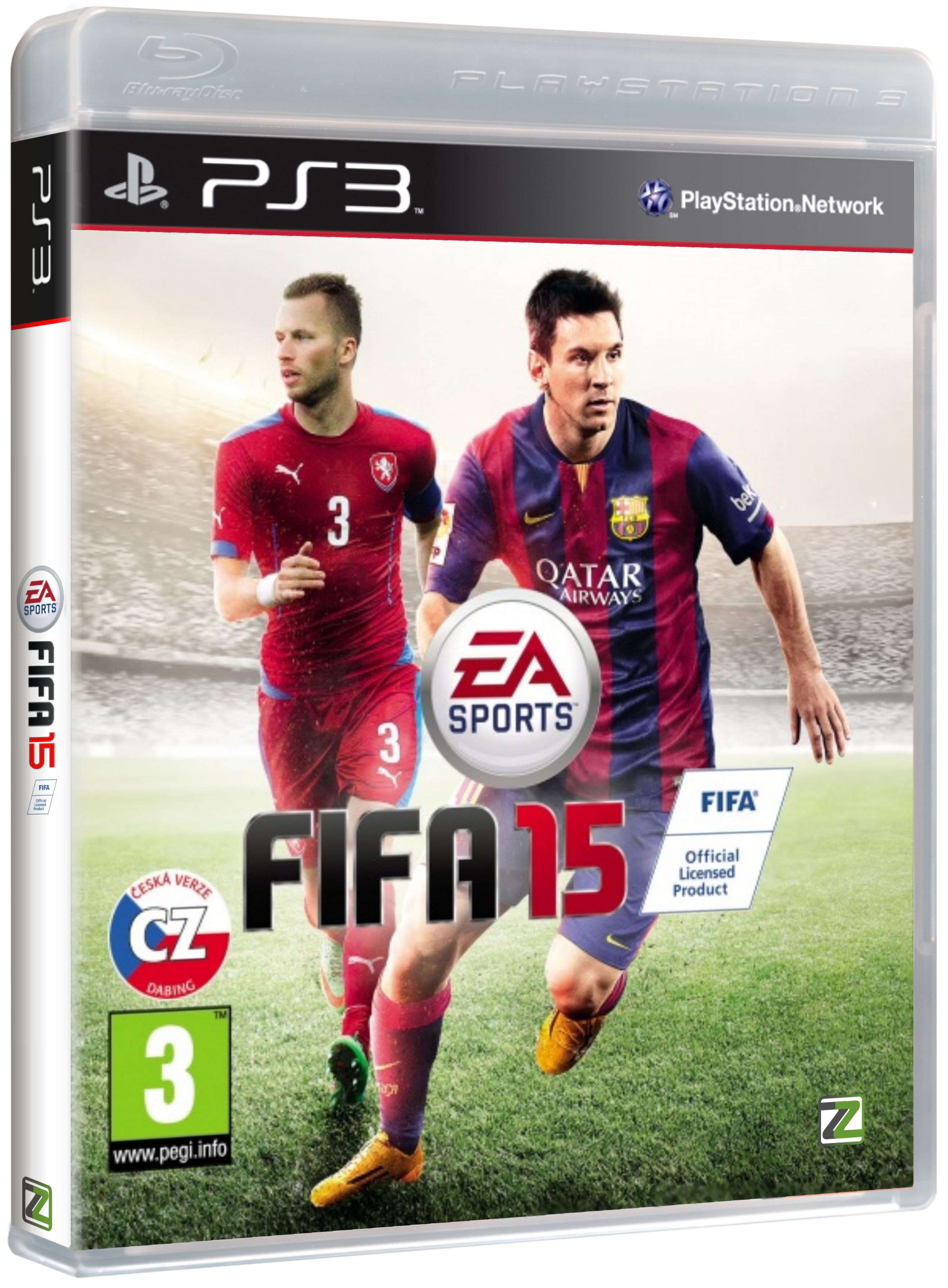 FIFA 15 CZ - PS3