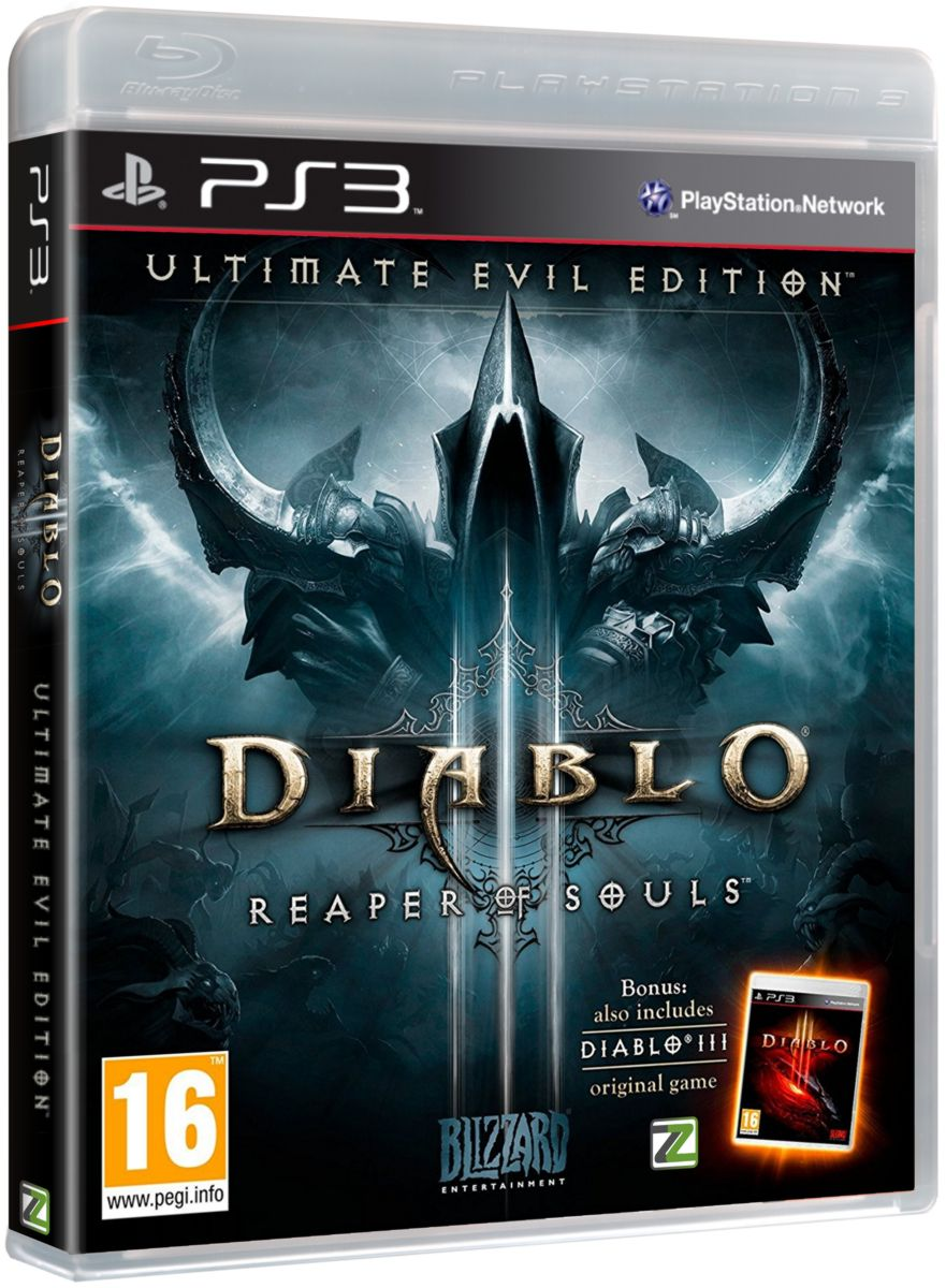 DIABLO III - ULTIMATE EVIL EDITION - PS3