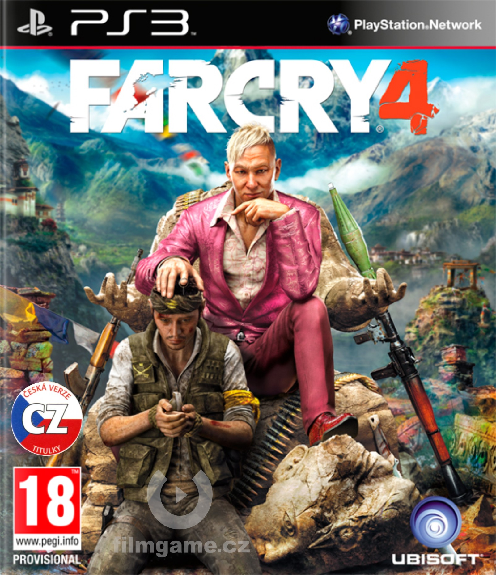 FAR CRY 4 CZ - PS3