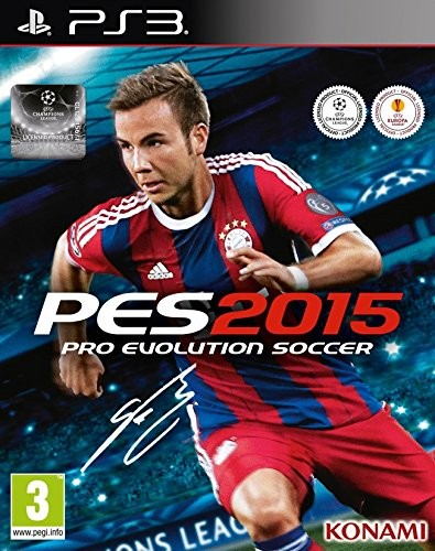 PRO EVOLUTION SOCCER 2015 - PS3