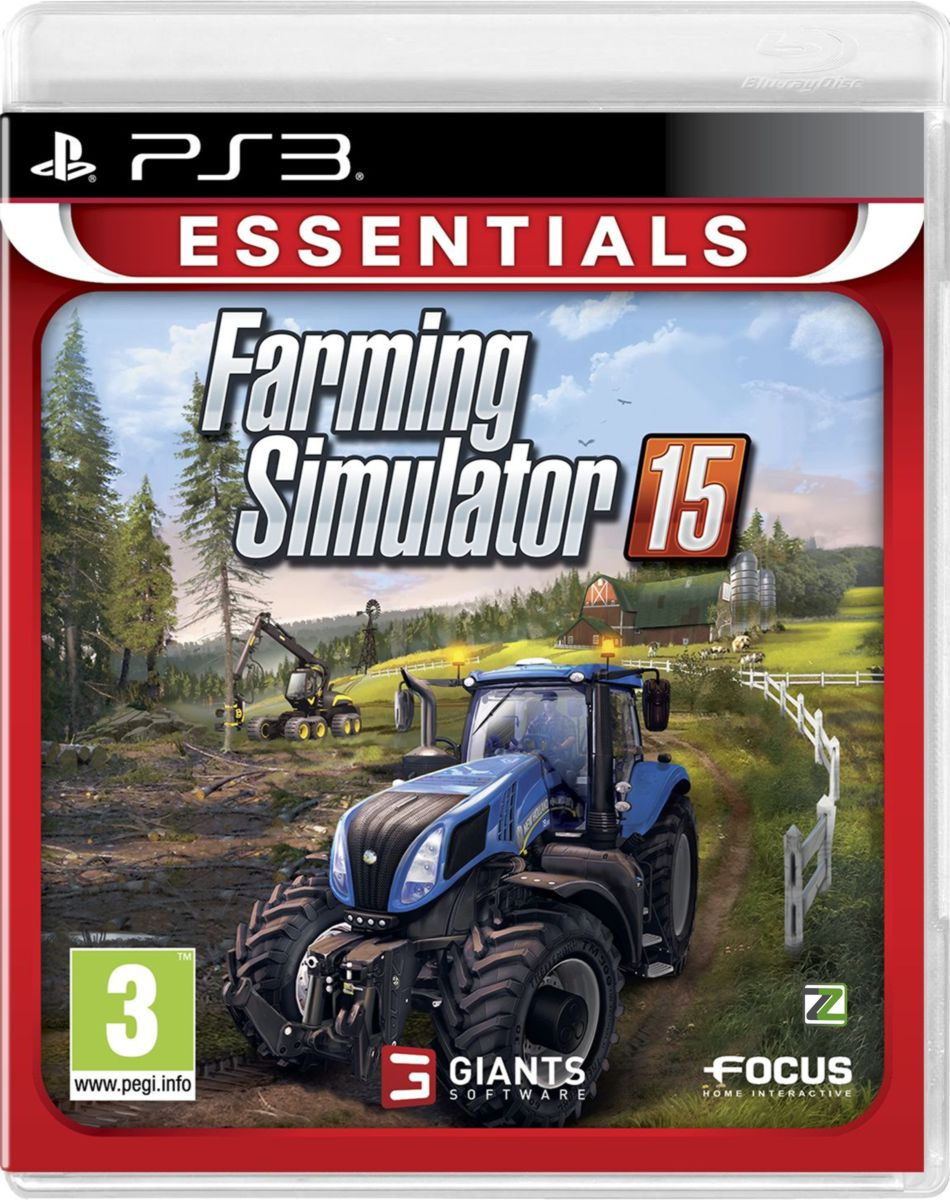 FARMING SIMULATOR 15 - PS3