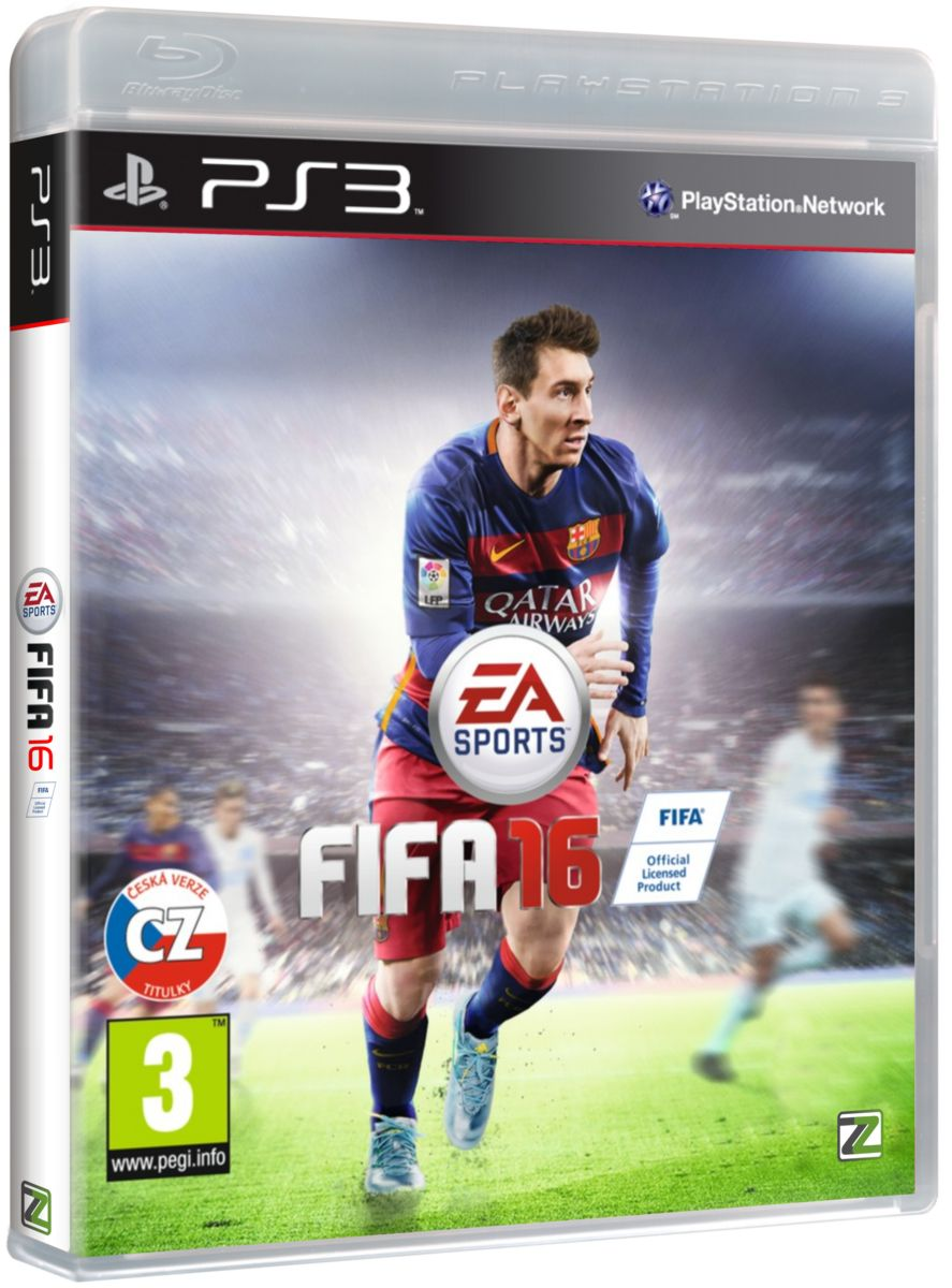 FIFA 16 CZ - PS3