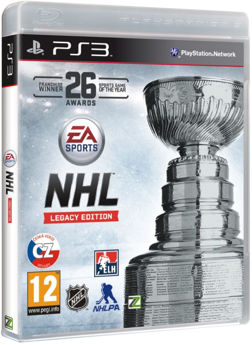 NHL 16 CZ (Legacy Edition) - PS3