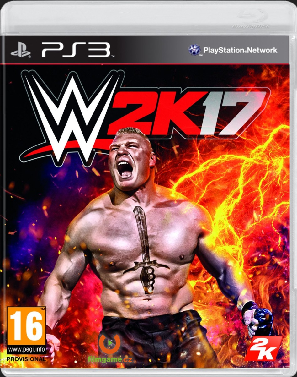 WWE 2K17 - PS3