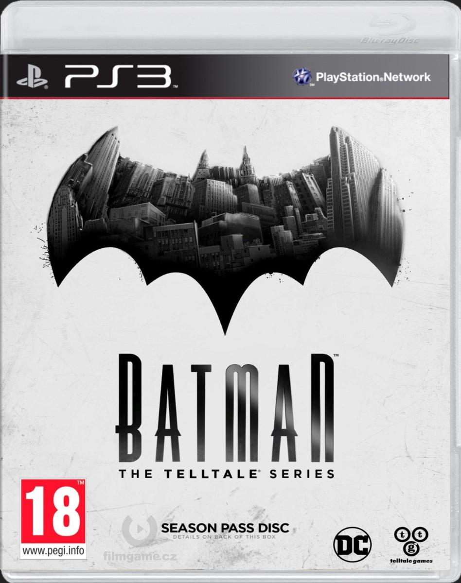 BATMAN - THE TELLTALE SERIES - PS3