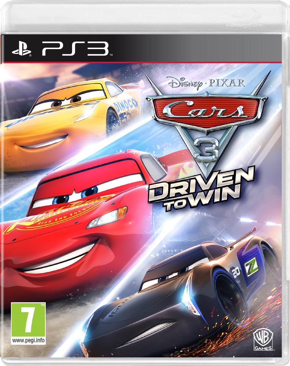 CARS 3: Driven to Win - PS3