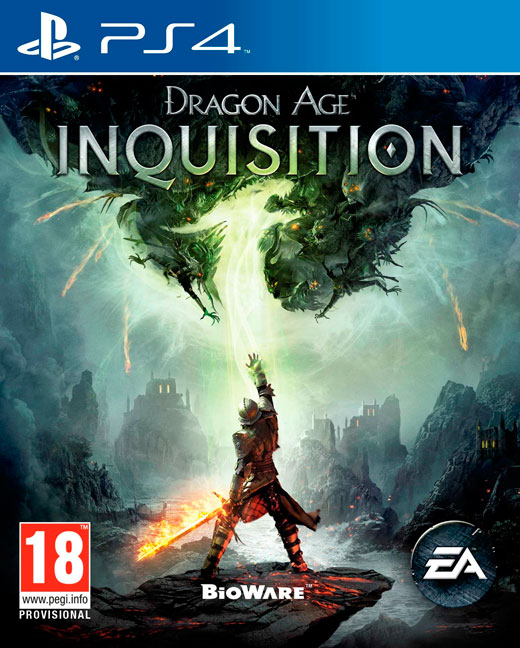 DRAGON AGE III: INQUISITION - PS4