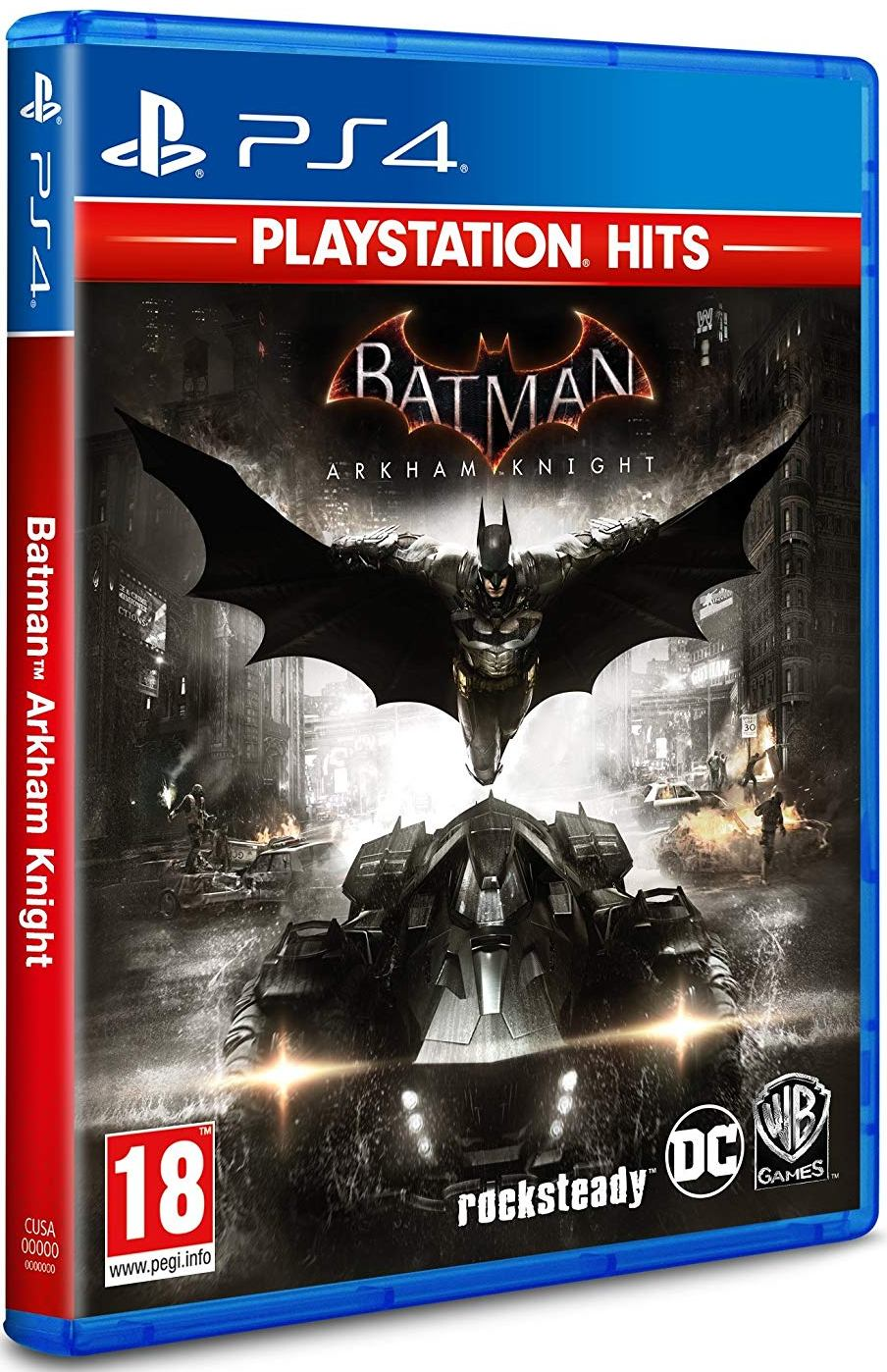 Batman: Arkham Knight PLAYSTATION HITS - PS4