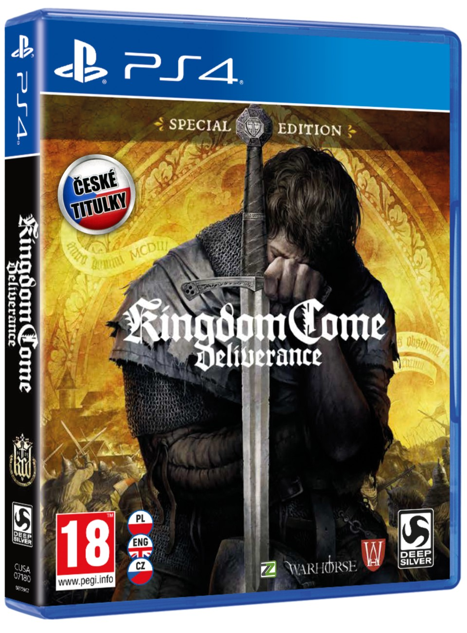 Kingdom Come: Deliverance (Special edition) - PS4