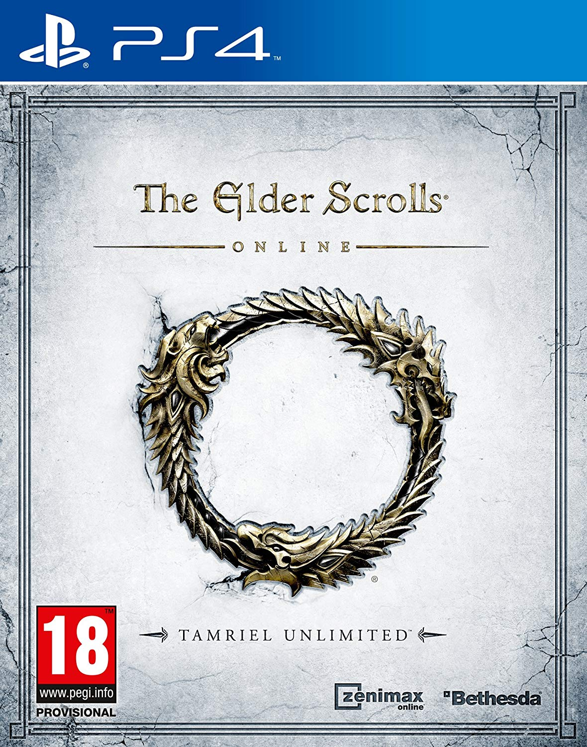 THE ELDER SCROLLS ONLINE: TAMRIEL UNLIMITED - PS4