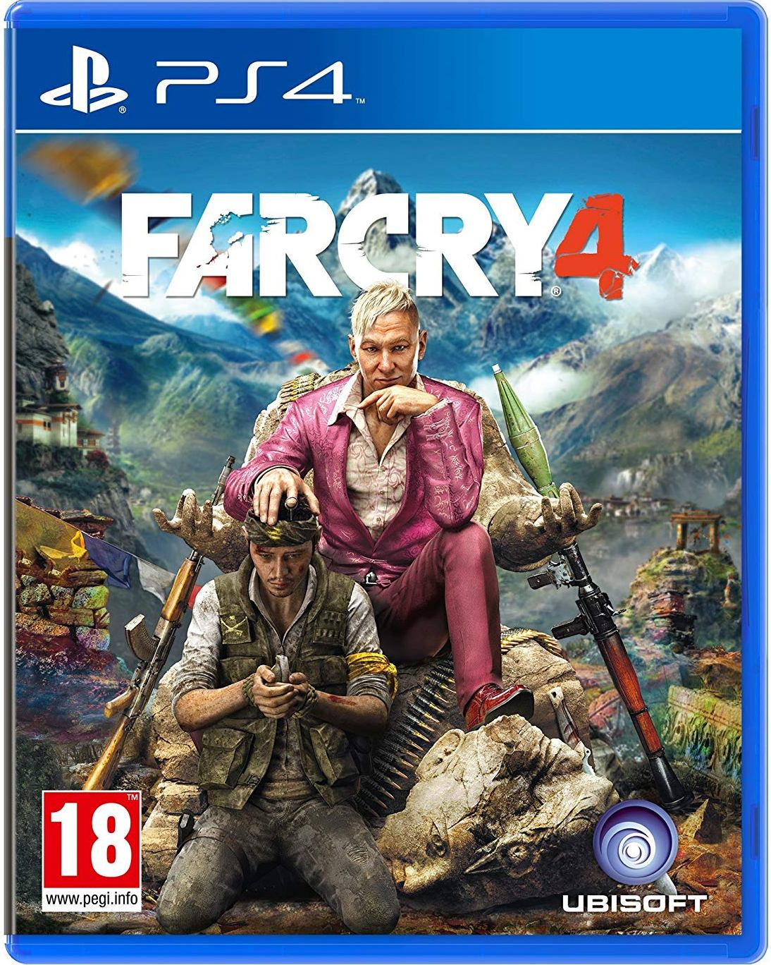 FAR CRY 4 CZ - PS4