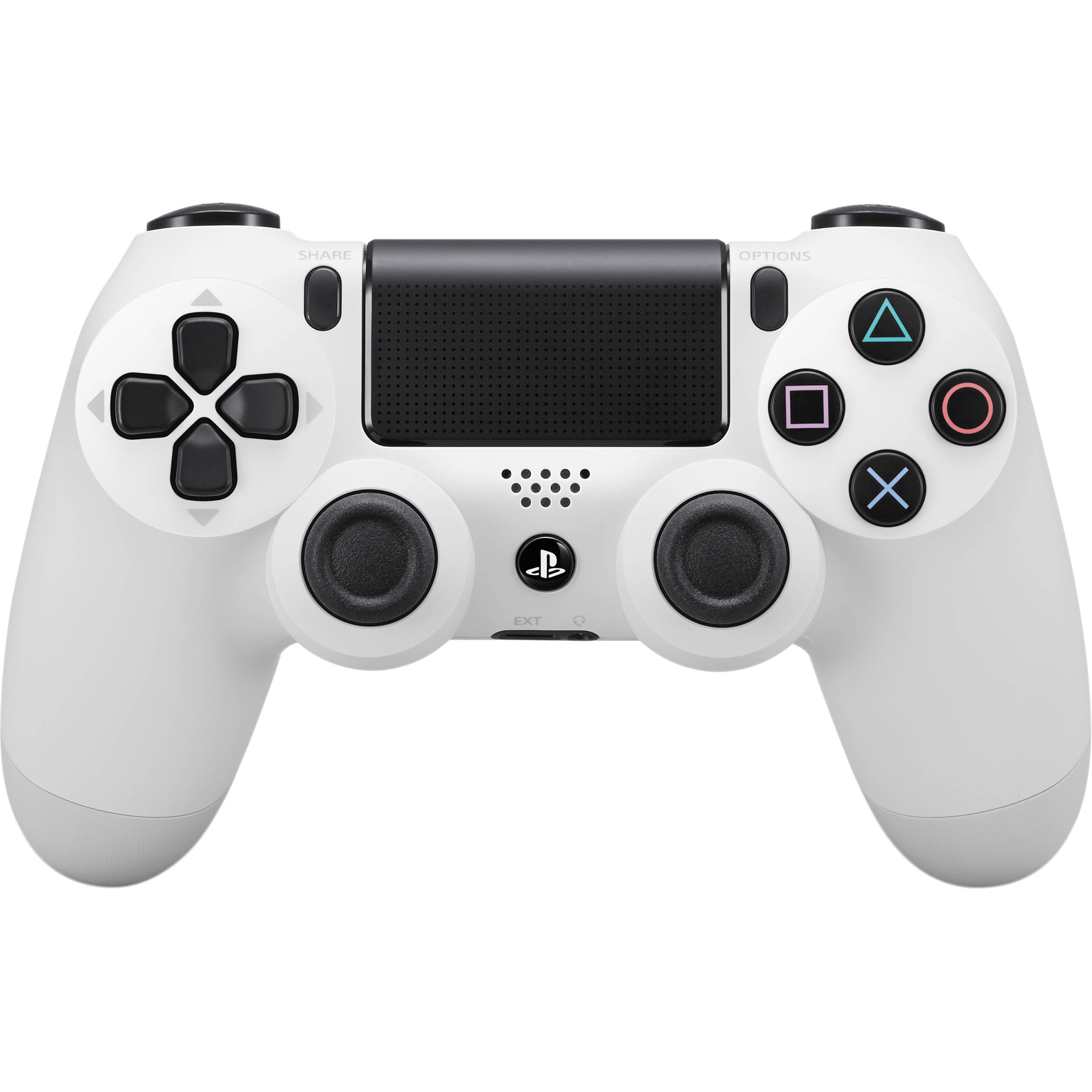 Dualshock 4 Wireless Controller V2 Glacier White PS4