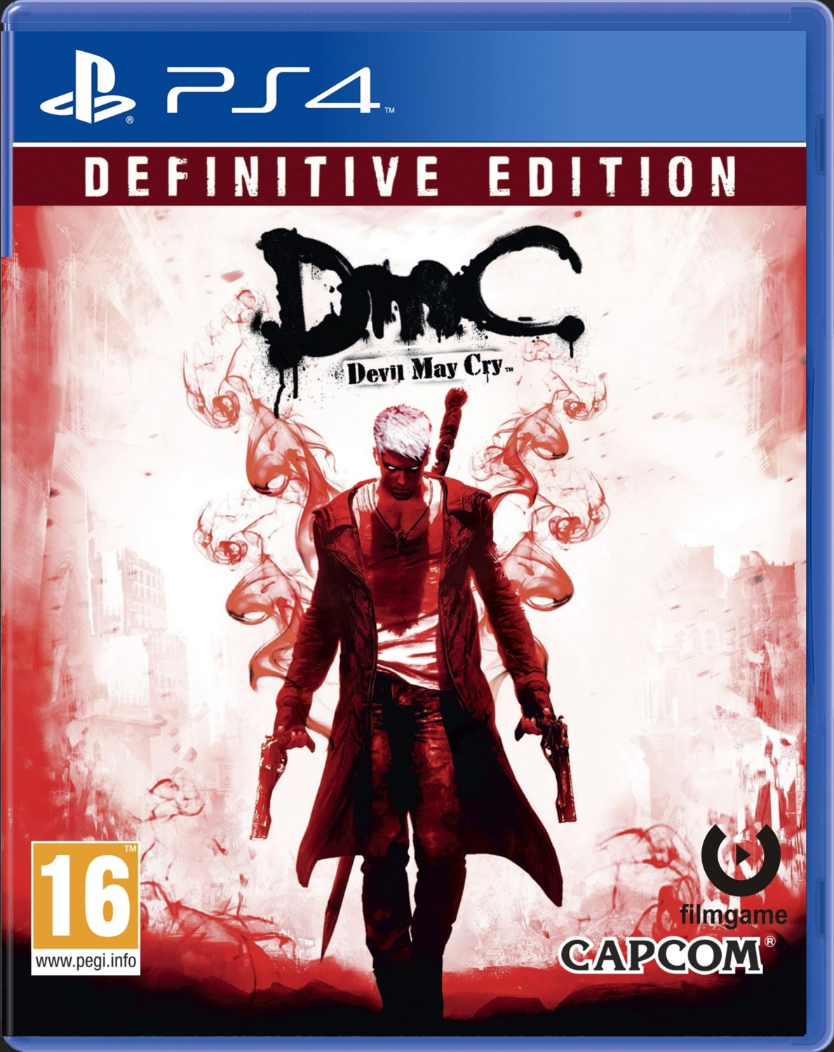 DmC: DEFINITIVE EDITION - PS4