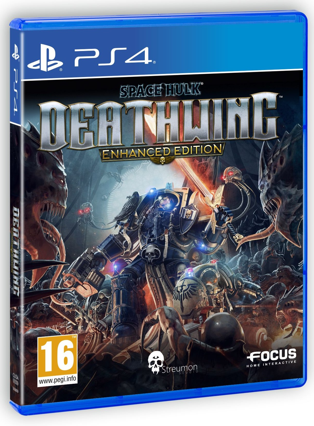 Space Hulk: DeathWing - Enhanced Edition - PS4