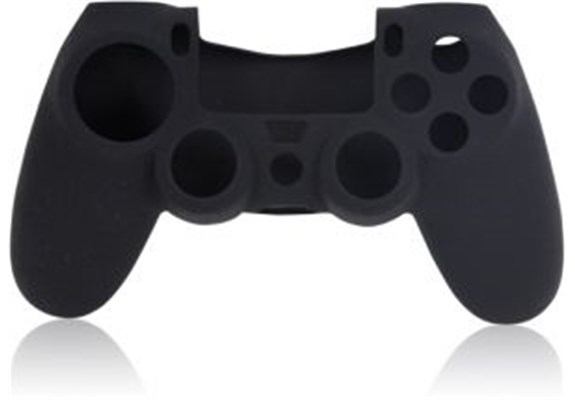 Pro Soft Silicone Protective Cover Black - PS4