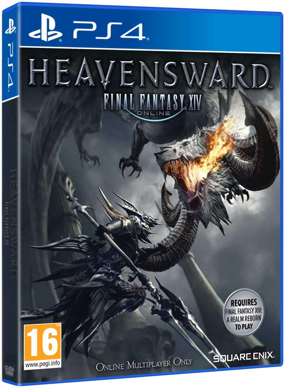 FINAL FANTASY XIV: HEAVENSWARD (Online) - PS4
