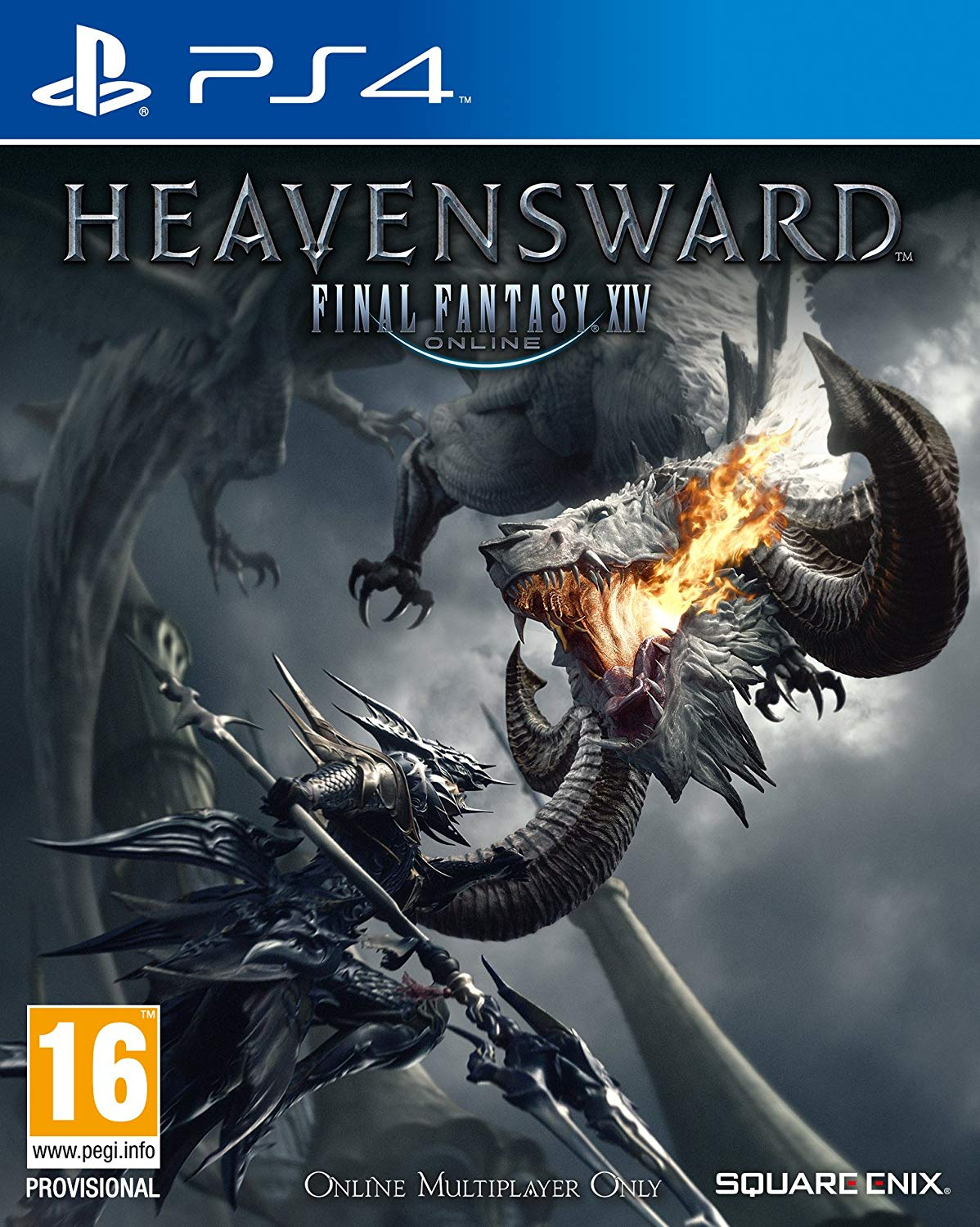FINAL FANTASY XIV: HEAVENSWARD (Online) - PS4