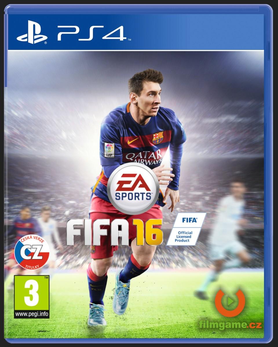 FIFA 16 CZ - PS4