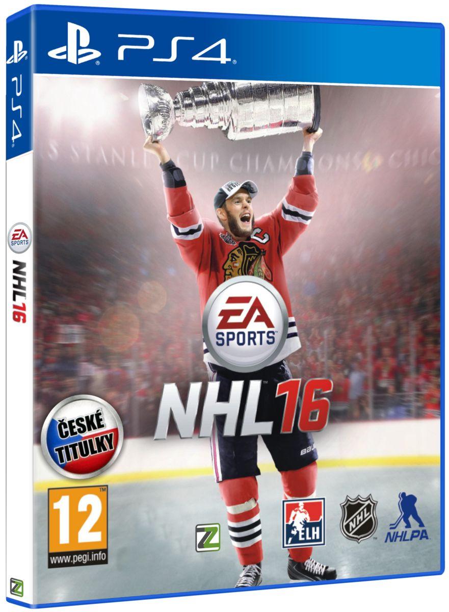 NHL 16 CZ - PS4