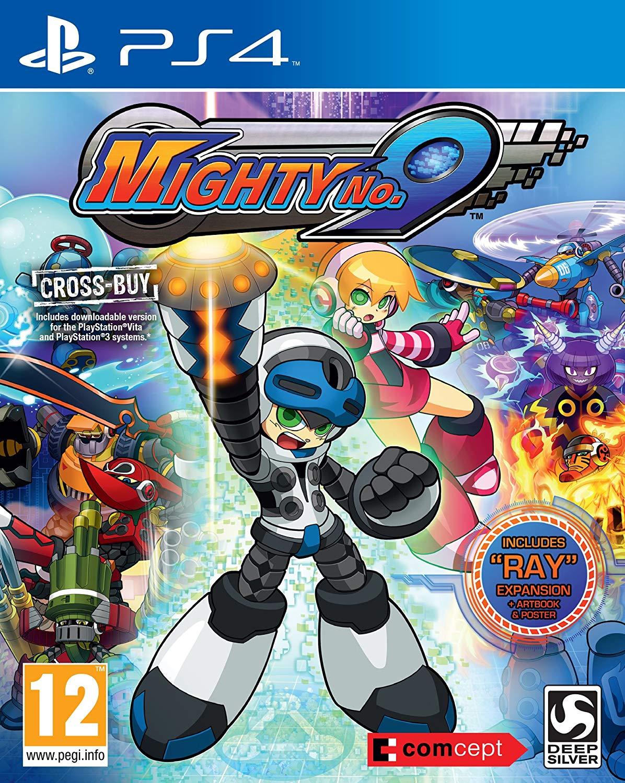 MIGHTY NO.9 - PS4
