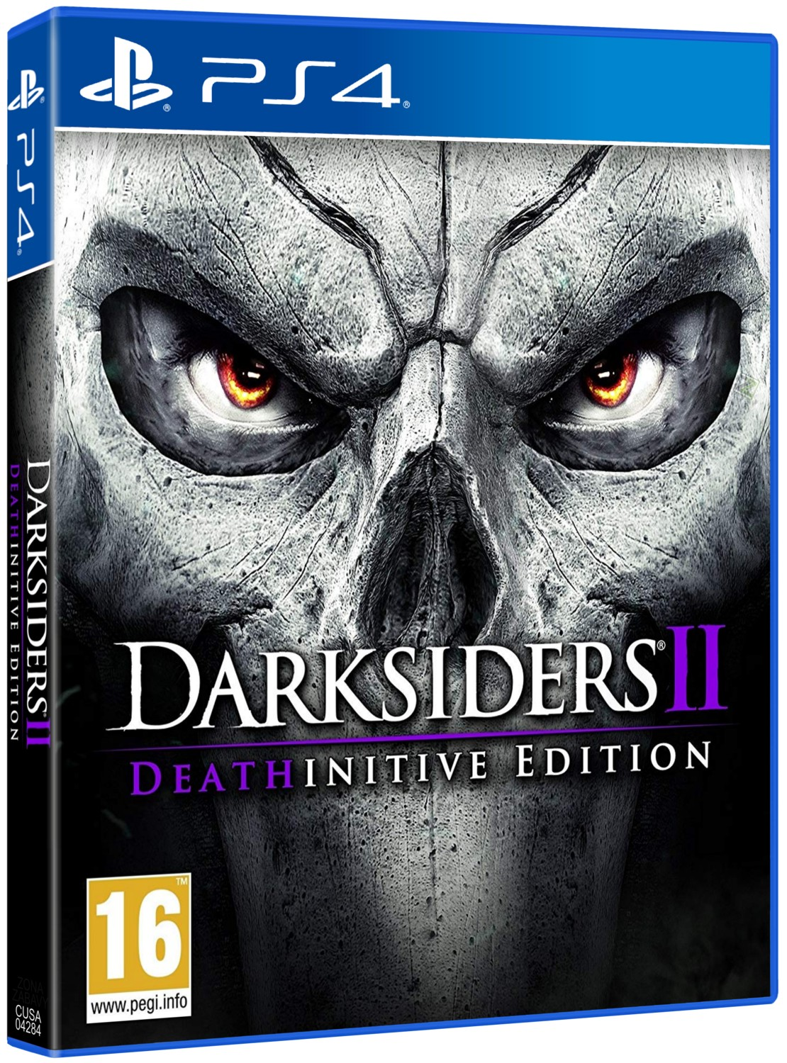 DARKSIDERS 2 DEFINITIVE EDITION - PS4