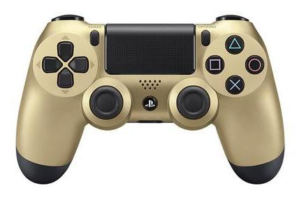 Dualshock 4 Wireless Controller V2 GOLD PS4