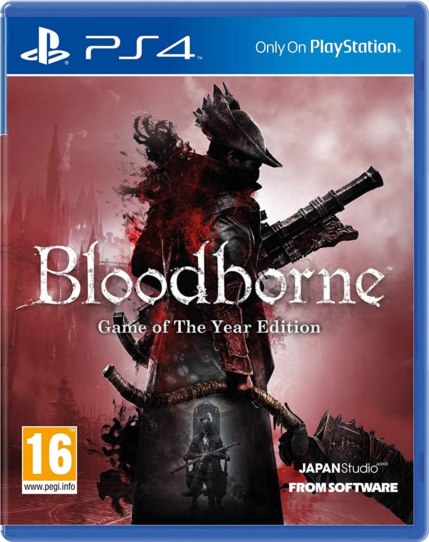 BLOODBORNE - GOTY - PS4