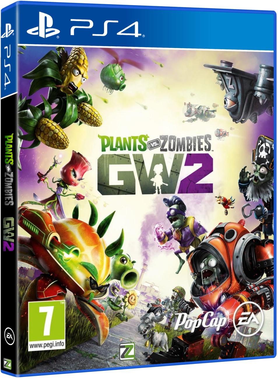 PLANTS VS. ZOMBIES: GARDEN WARFARE 2 - PS4