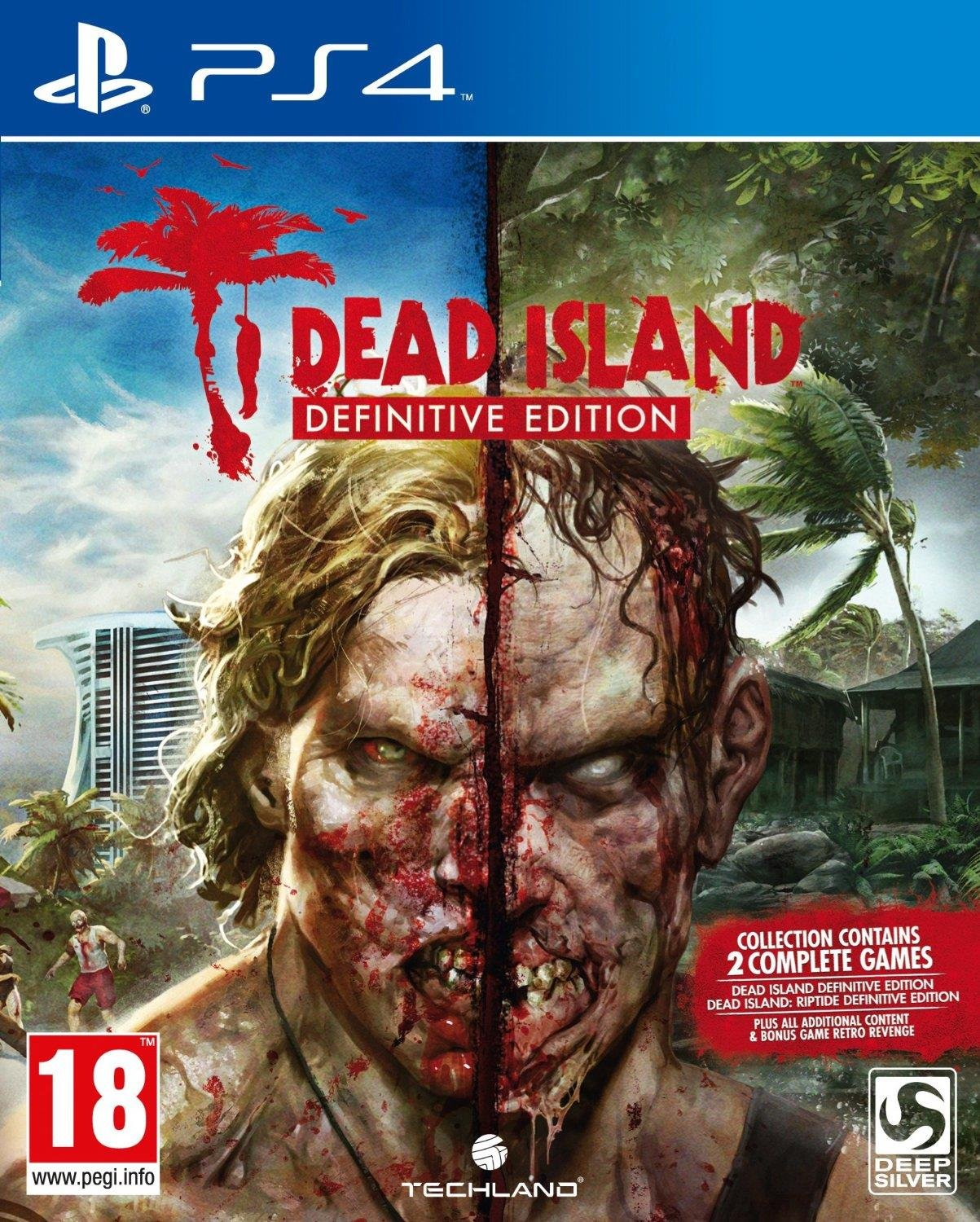 DEAD ISLAND: DEFINITIVE EDITION - PS4