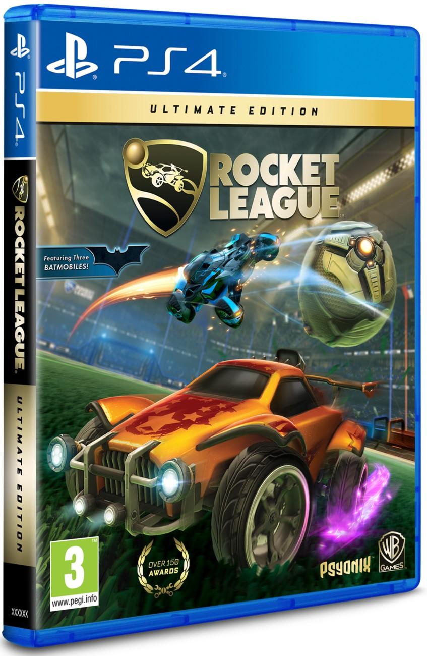 Rocket League Ultimate Edition - PS4