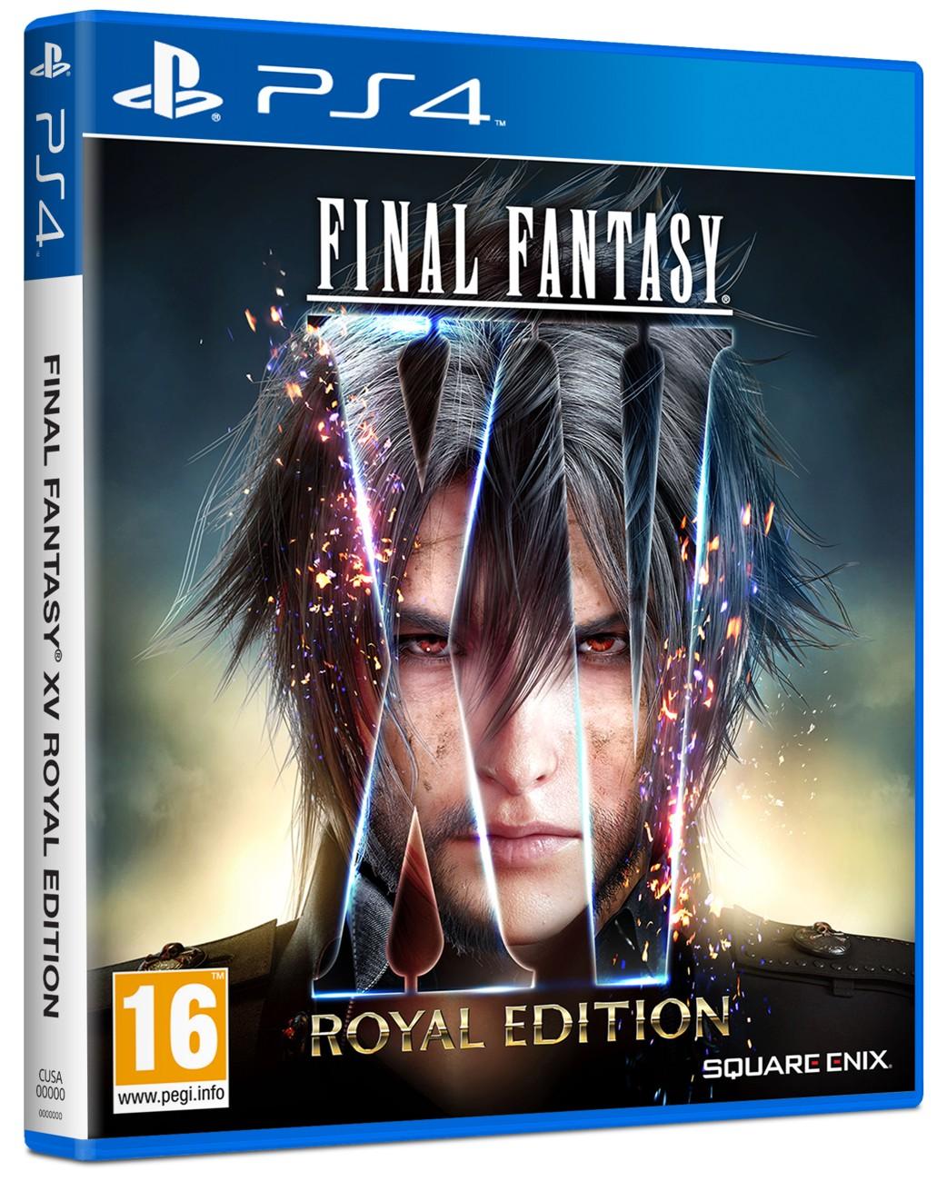 Final Fantasy XV: Royal Edition - PS4