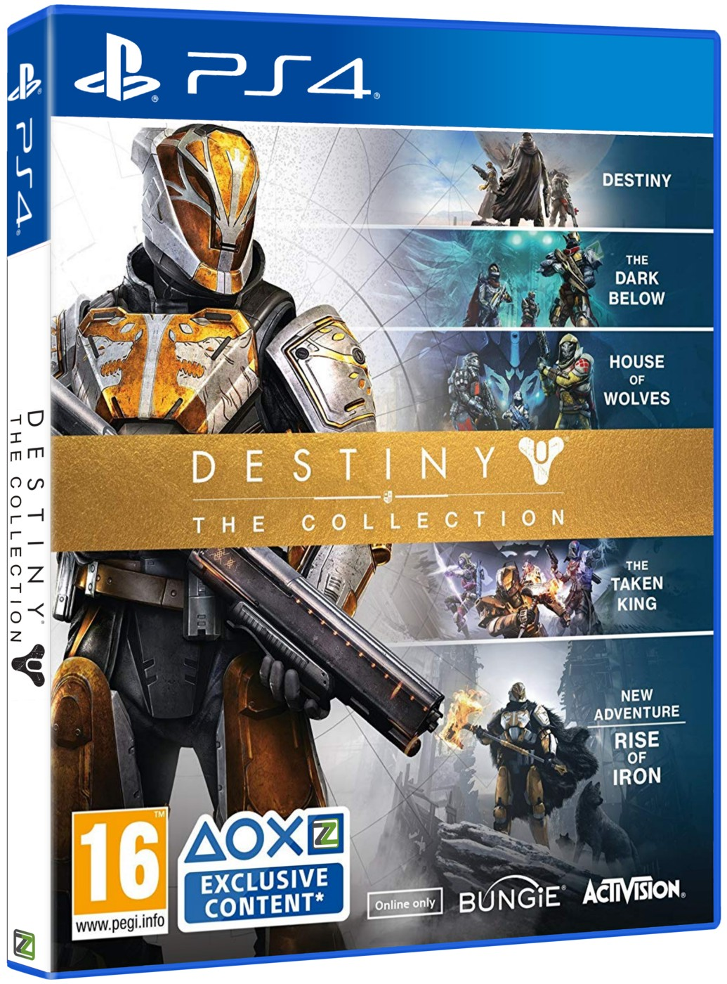 Destiny: The Complete Collection - PS4