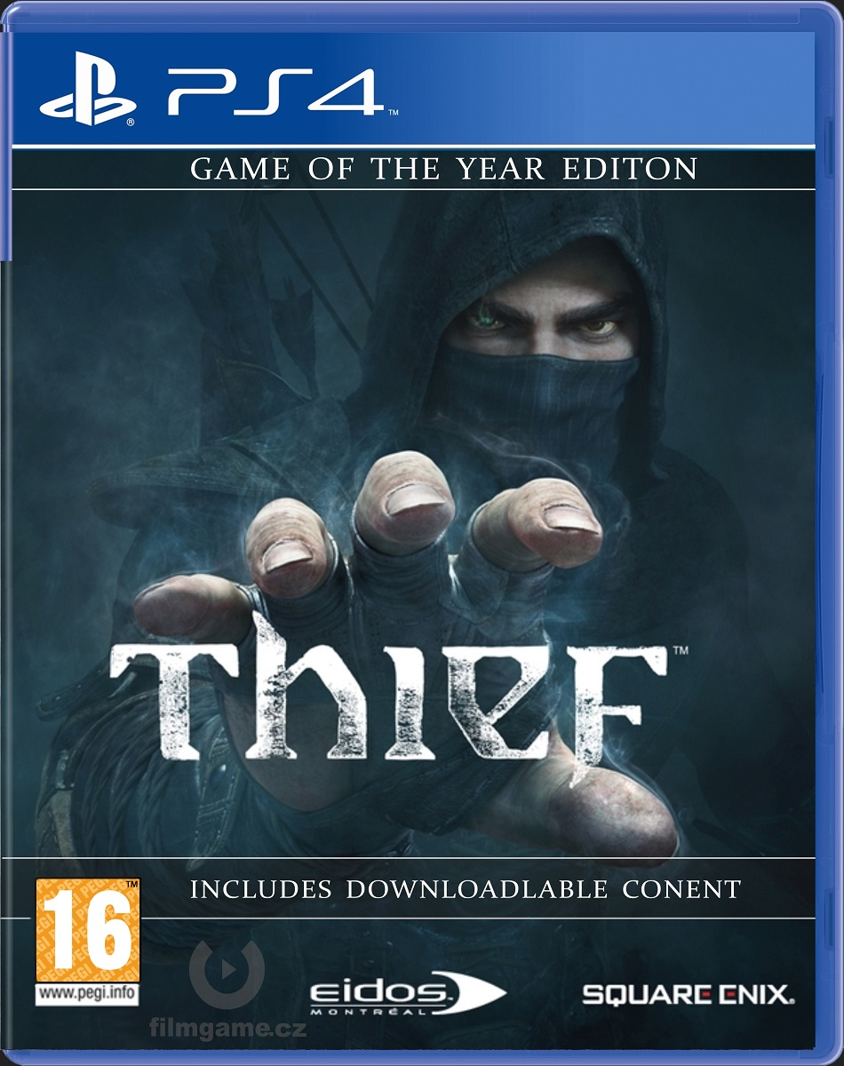THIEF (GAME OF THE YEAR EDITION) - PS4