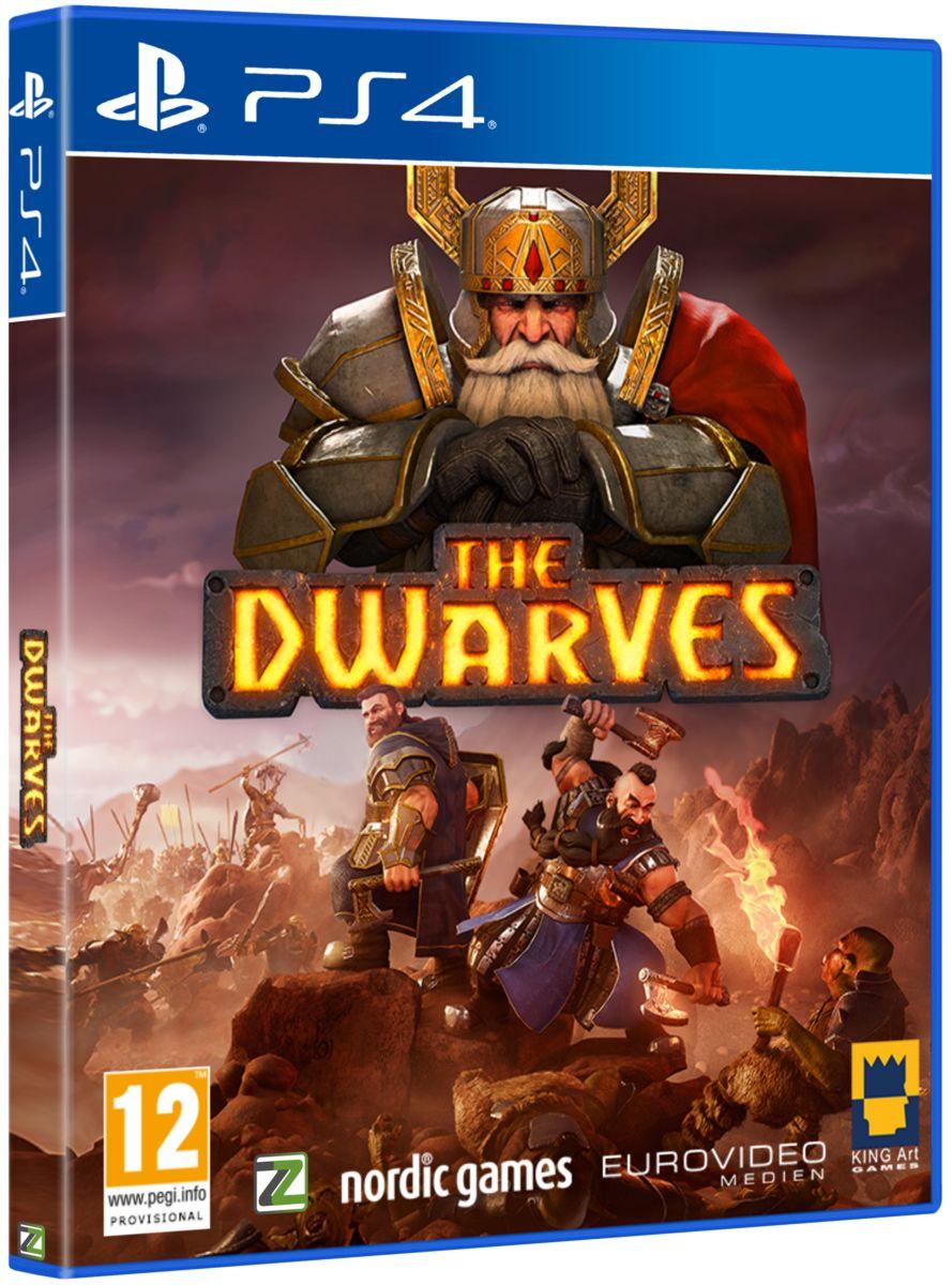 THE DWARVES - PS4