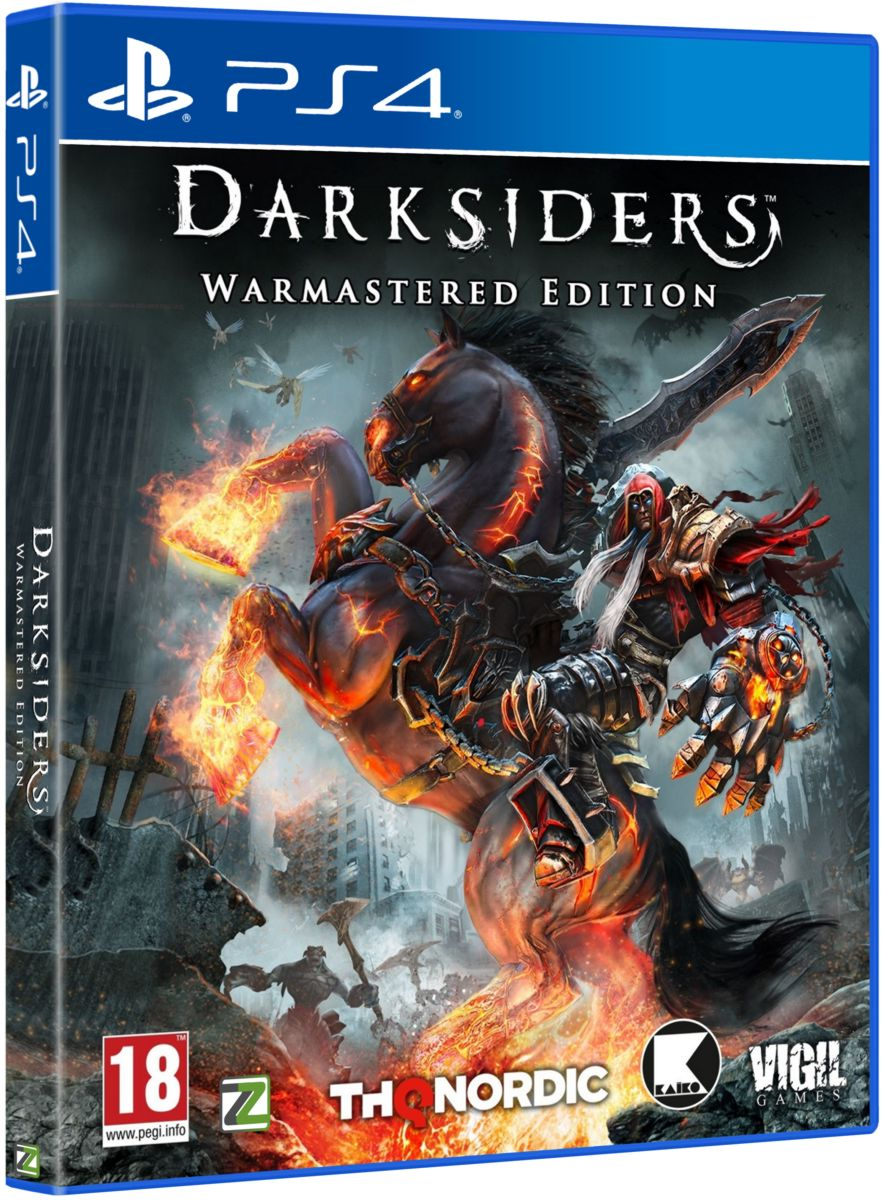 DARKSIDERS WARMASTERED EDITION - PS4