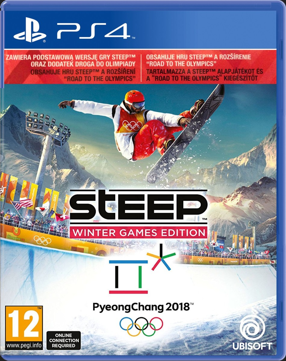 STEEP Winter Games Edition - PS4