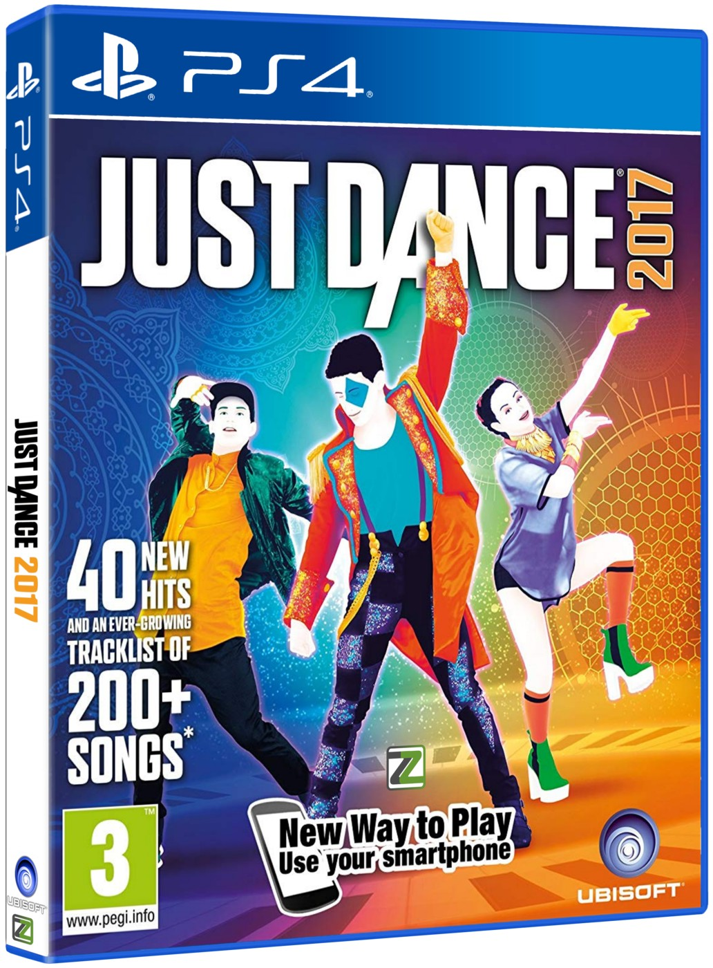 JUST DANCE 2017 UNLIMITED - PS4