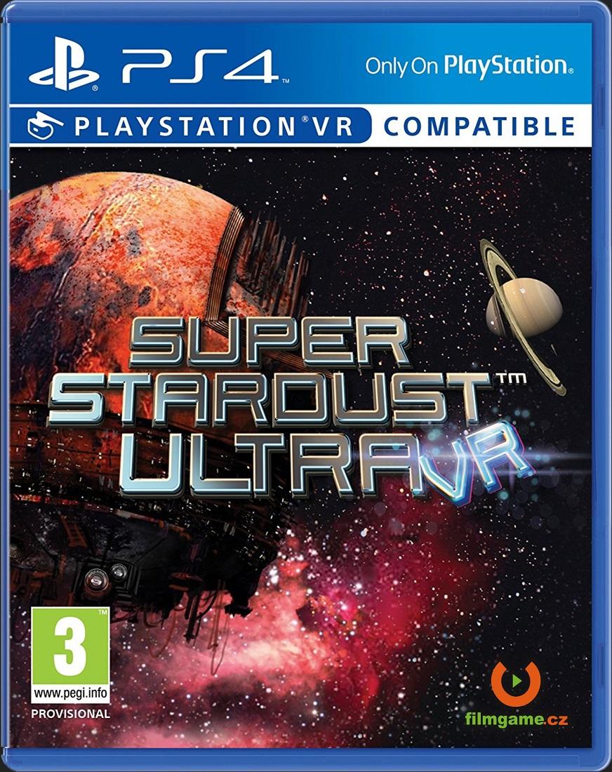 SUPER STARDUST ULTRA - PS4 VR
