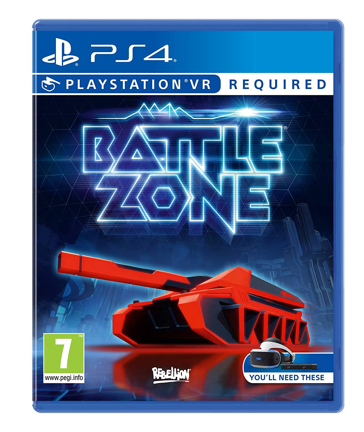 BATTLEZONE - PS4 VR