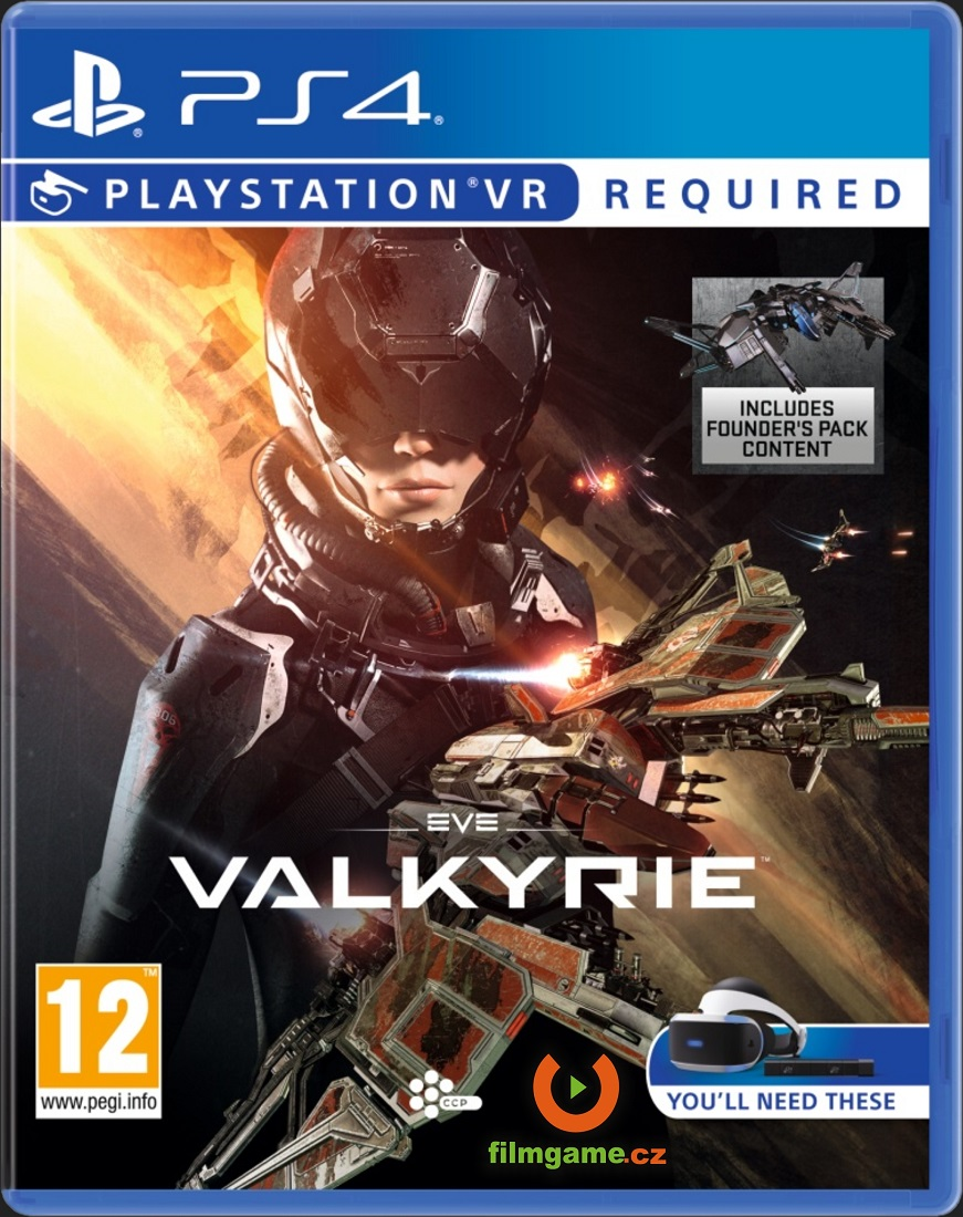 EVE VALKYRIE - PS4 VR