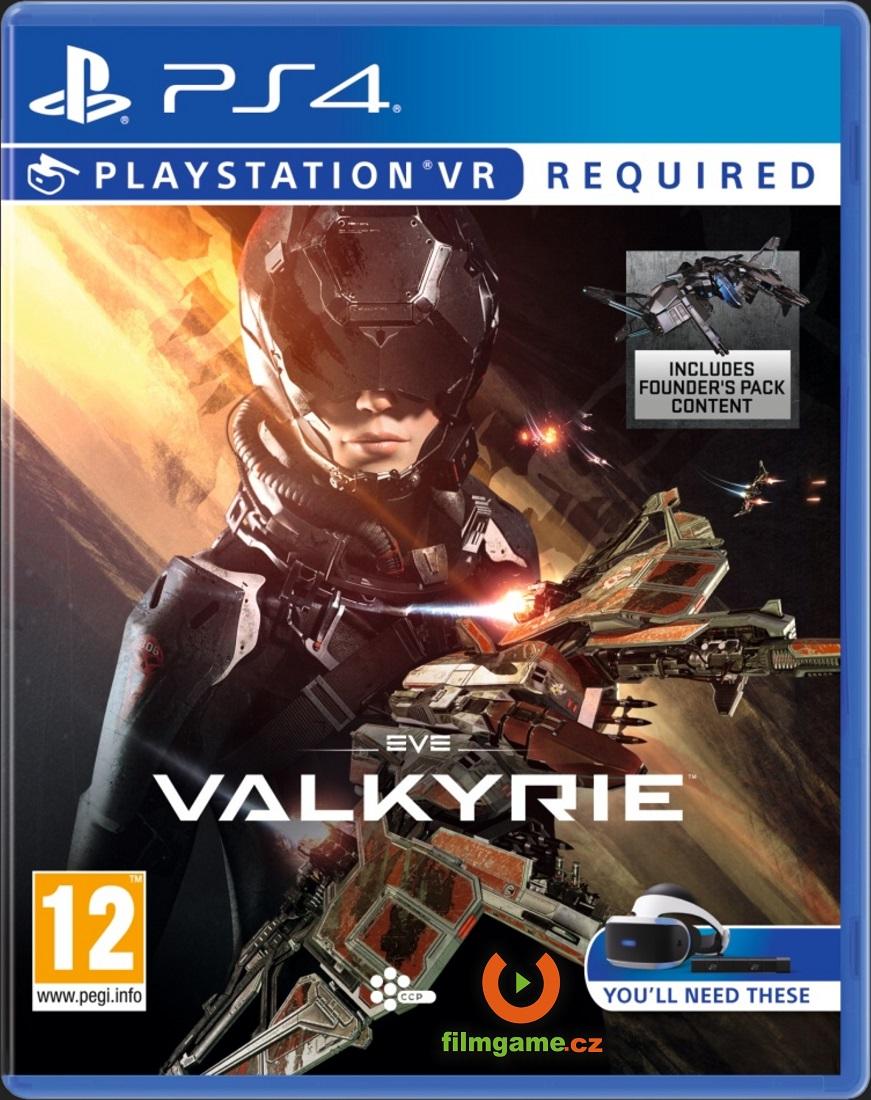 EVE VALKYRIE - PS4 VR