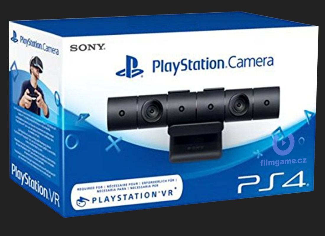 PLAYSTATION 4 Kamera (Verze 2) - PS4