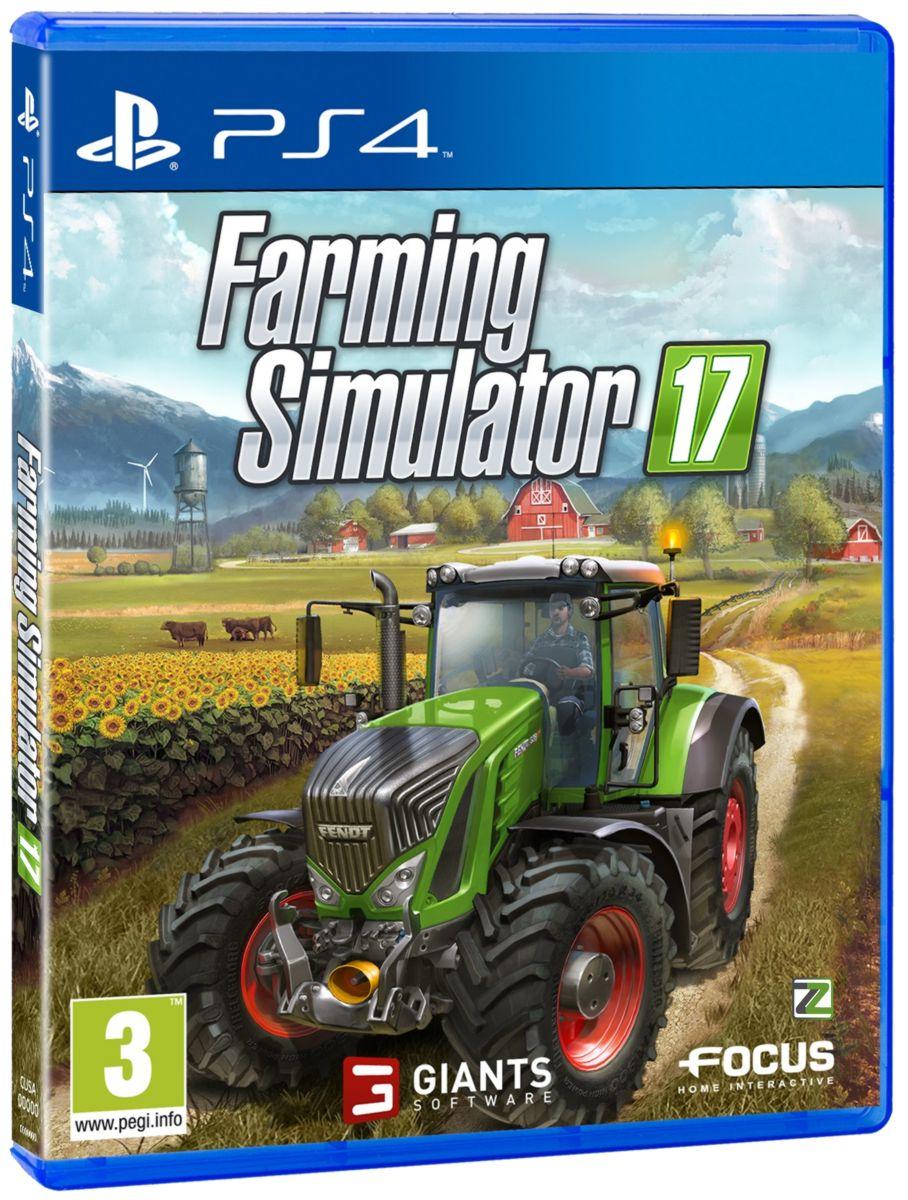 FARMING SIMULATOR 17 - PS4