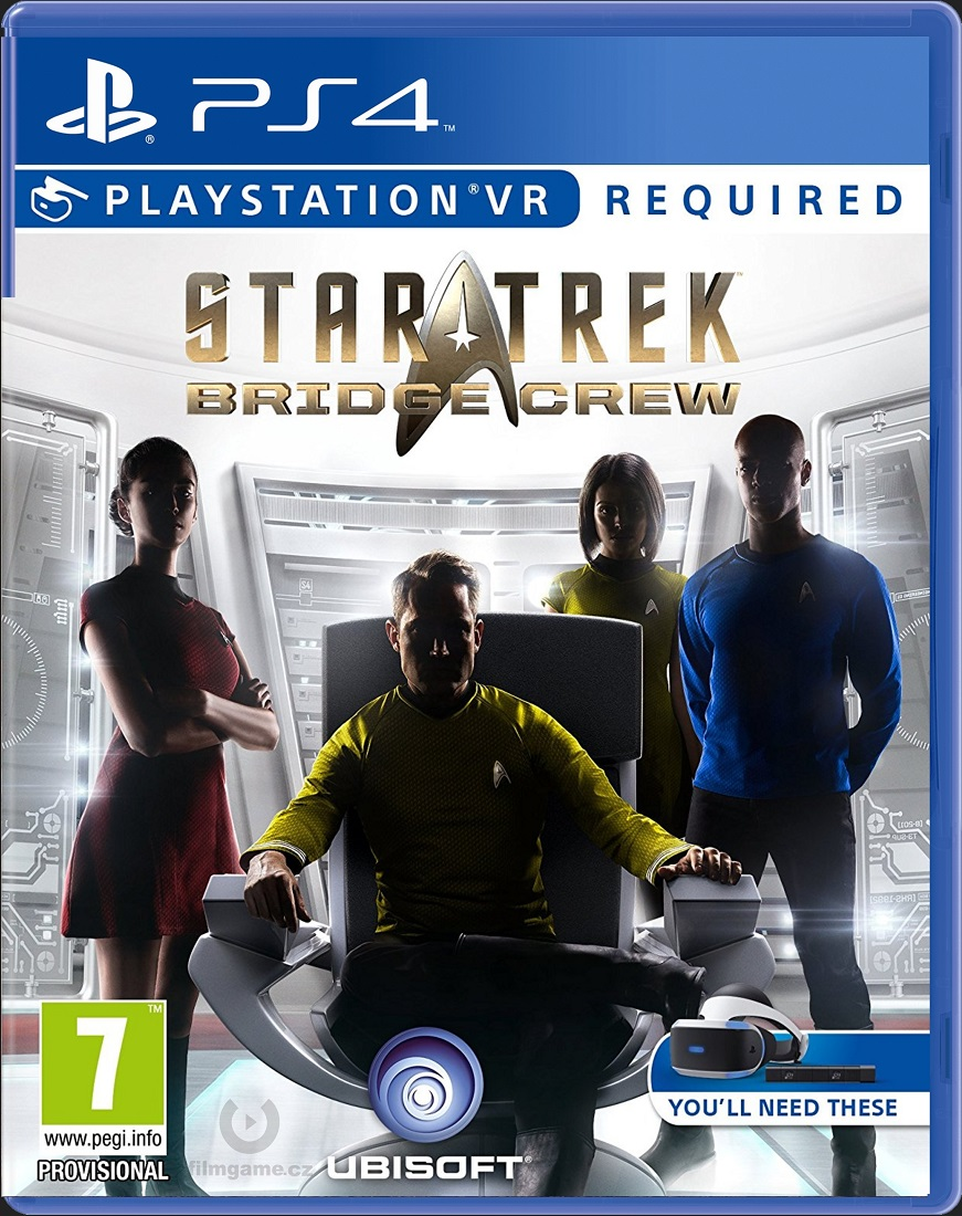 STAR TREK: BRIDGE CREW - PS4 VR