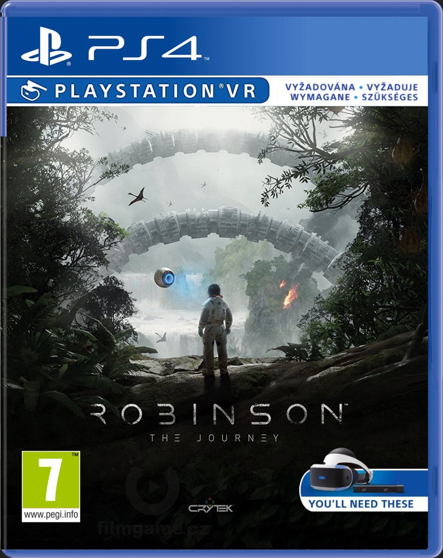 ROBINSON: THE JOURNEY - PS4 VR