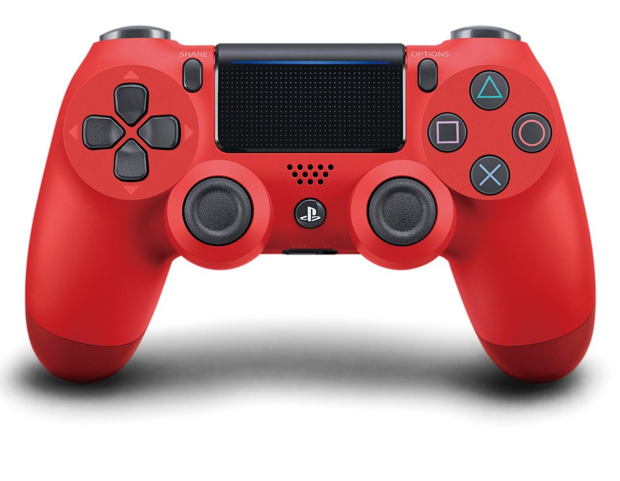 Dualshock 4 Wireless Controller V2 Red PS4