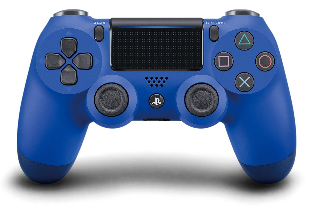 Dualshock 4 Wireless Controller V2 Blue PS4