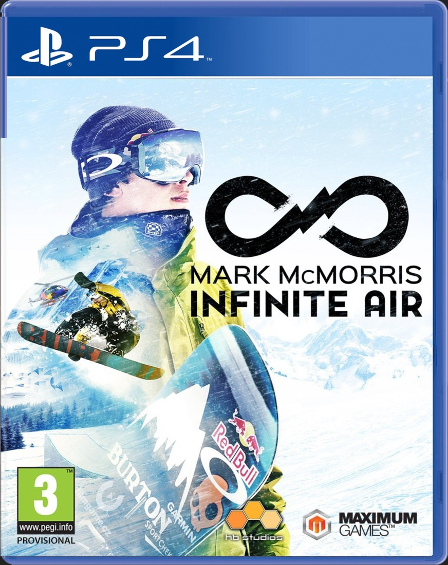 Mark McMorris Air - PS4